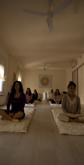 Meditacion en barcelona - Meditacion en grupo